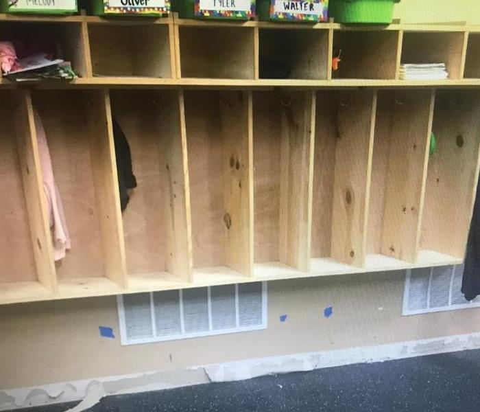 SERVPRO Responds Immediately to Flooded Daycare  Before