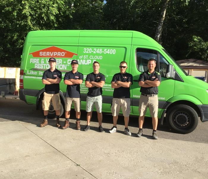 SERVPRO of St. Cloud is here to help you!