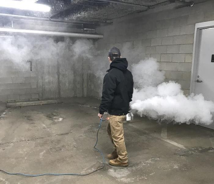 SERVPRO of St. Cloud Removing Smoke Odor