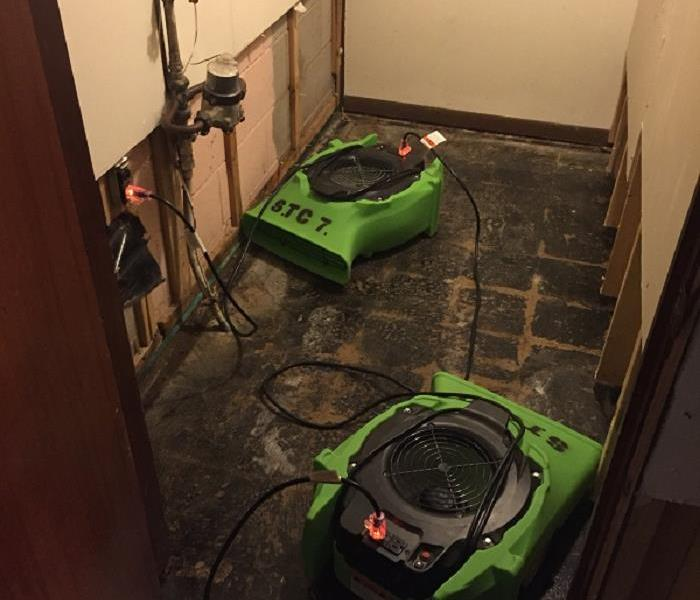 SERVPRO of St. Cloud to the rescue!