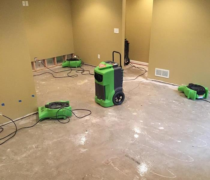 Storms cause water damage in Central Minnesota!