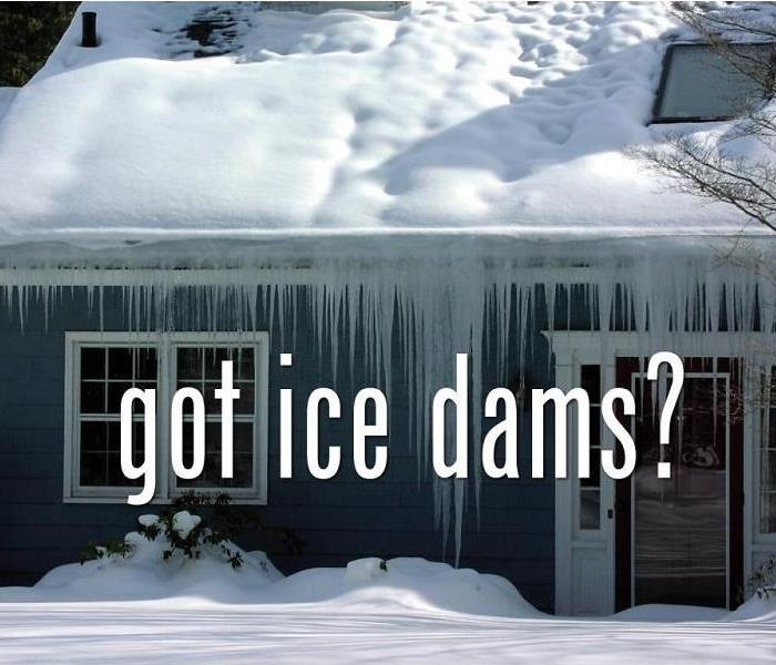 How To Prevent Ice Dams From Forming Servpro Of St Cloud
