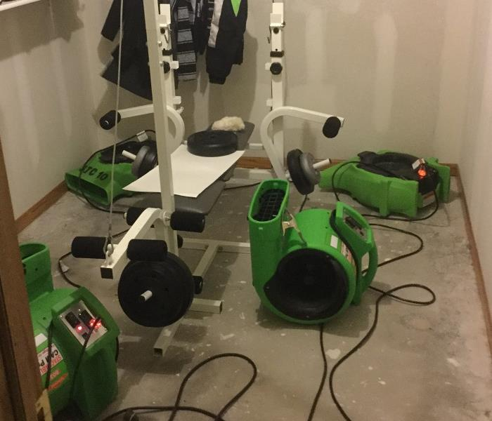 Water Damage Contact SERVPRO of St. Cloud immediately after a water loss- time is so important!