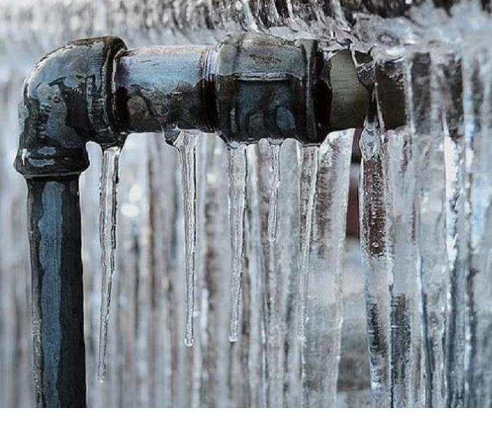 Storm Damage While we are facing the artic freeze in Minnesota, protect your pipes.